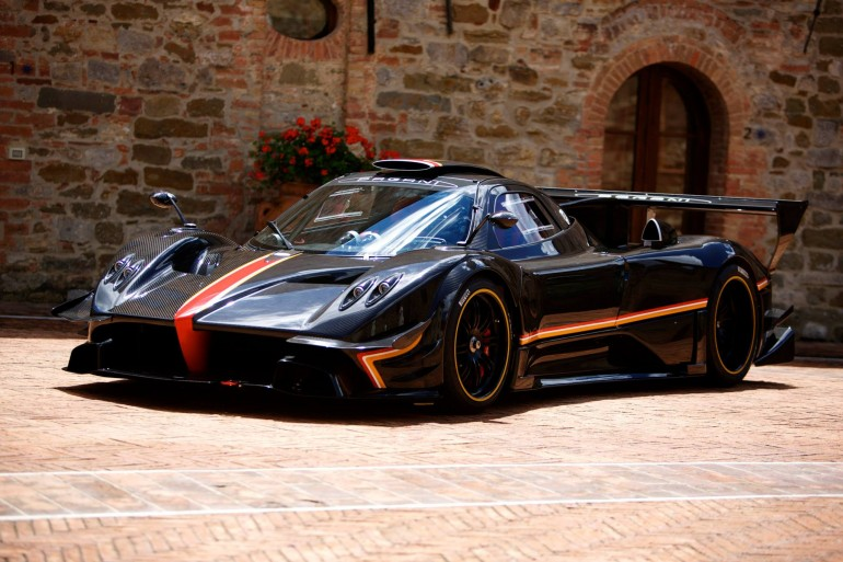 Pagani Releases Final Zonda Supercar > ENGINEERING.com