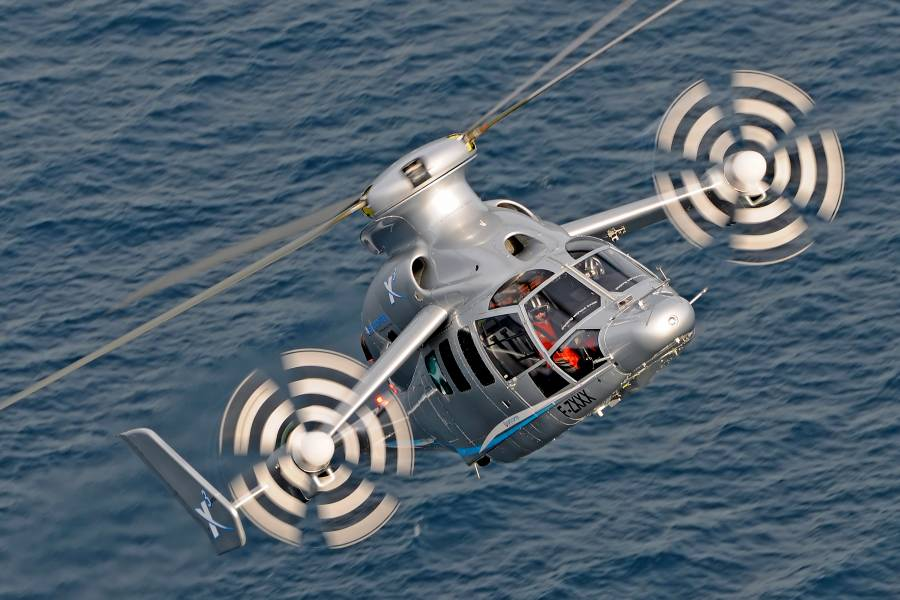 copter, aviation, speed, record, helicopter, heli