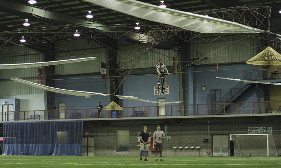 aerovelo, sikorsky, helicopter, human, flight, competition