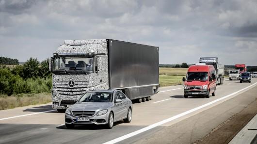 truck, logistics, autonomous, future