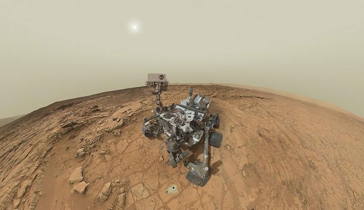 mars, curiosity, NASA,