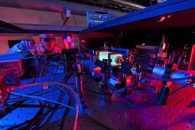 fermi lab, universe, physics, hologram