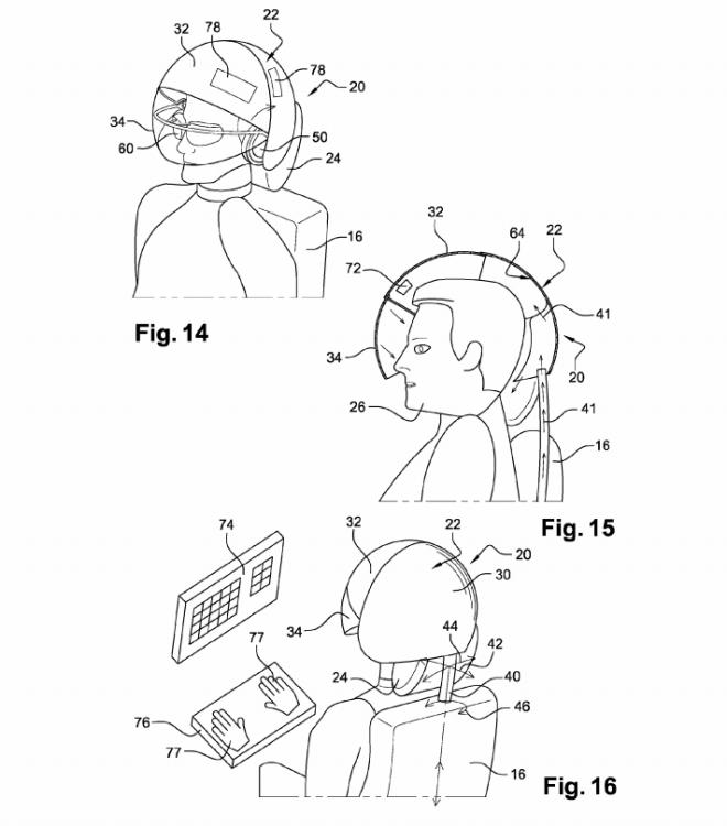 airbus, vr, economy, airtravel, patent