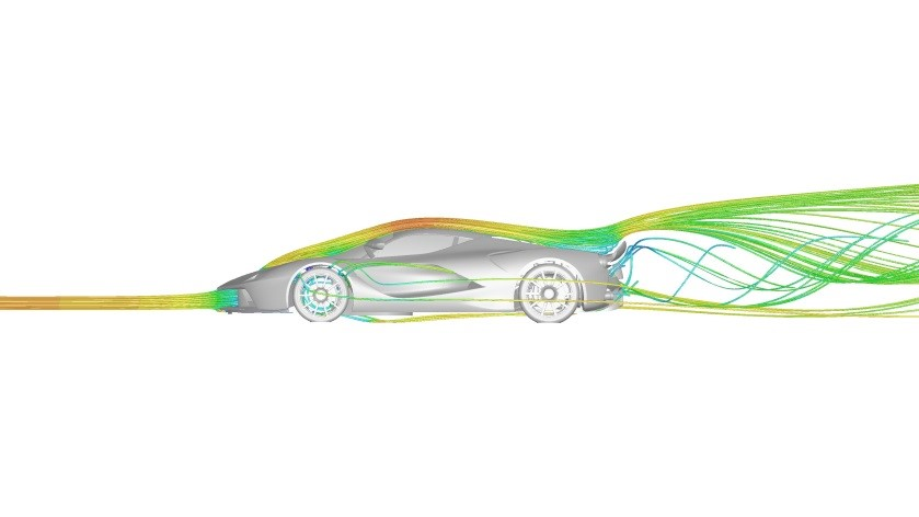ANSYS, Ferrari, WEC, racing, austin, simulation, FEA, CAD,