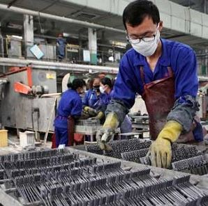 China, US, manufacturing, metal, industry, economics, Thomasnet