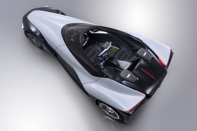 Electric Goes Sexy in Nissan's BladeGlider Prototype > ENGINEERING.com