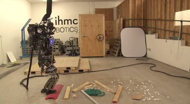 robot, darpa, design, challenge, search, rescue, obstacle,