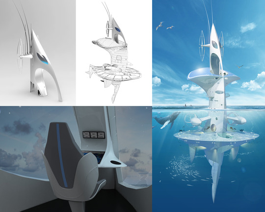 ocean, exploration, crowdfunding, vessel, ship, fish, science, research, life