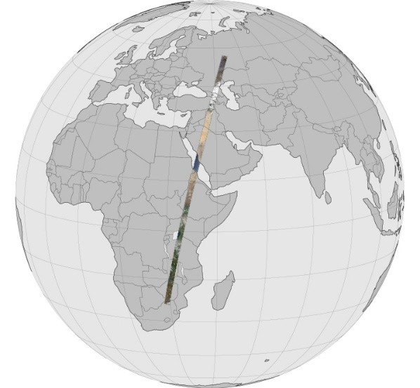 usgs, landsat, NASA, map