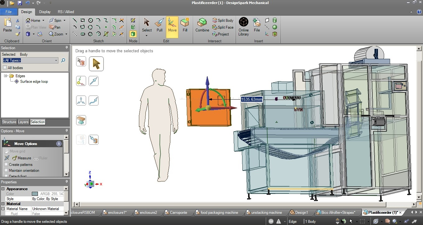 Designspark mechanical free and easy 3d modeling for all 3d model making software