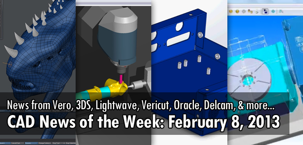 CAD News of the Week: February 8, 2013