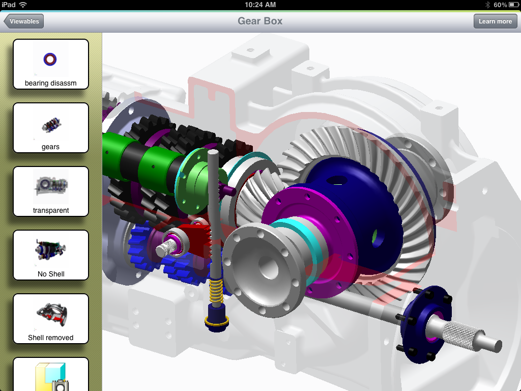 ptc drops creo goodness for ios devices gt engineering