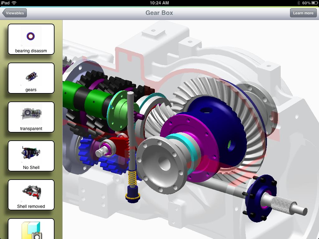 Log Home Design App Ptc Drops Creo Goodness For Ios Devices Gt Engineering Com