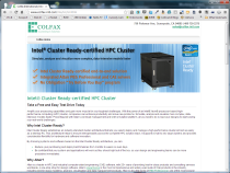 Colfax HPC Cluster Free Test Drive