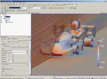 CFD Modelling of a 250cc kart with Khamsin in SketchUp