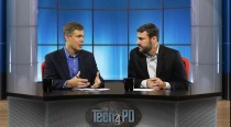 Hosts Jim Brown and Chad Jackson on The Tech4PD Web Show