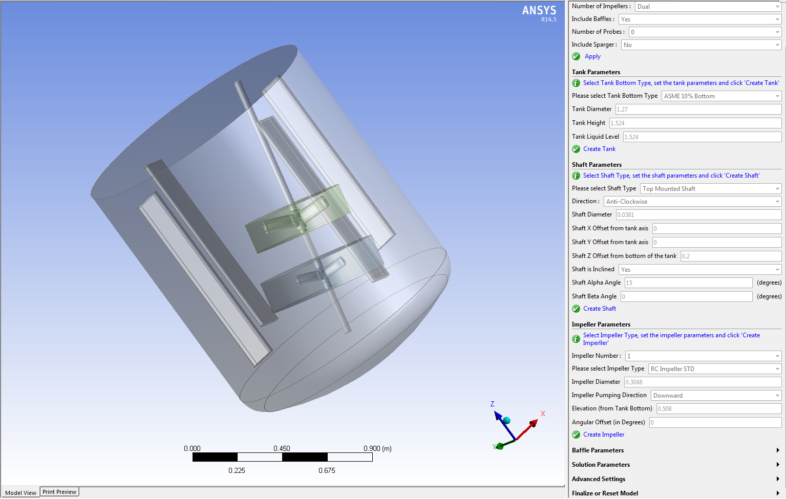 Easily Simulate a Stirred Reactor to Ensure Even Solids Distribution