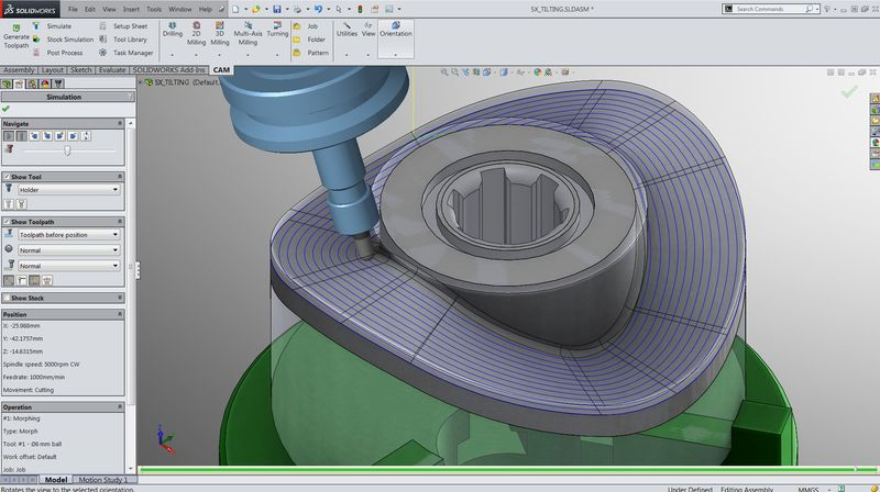 Autodesk's Third HSMWorks Release > ENGINEERING com