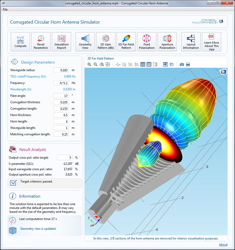 Comsol 5 1 Integrates App Builder Into Model Builder