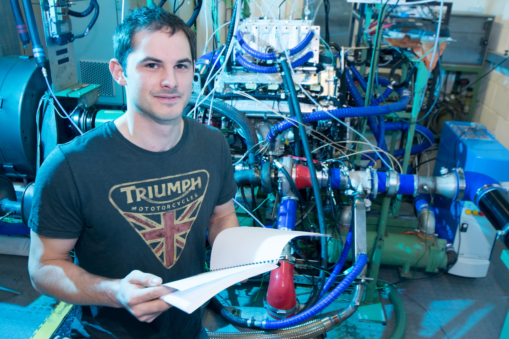 Interview With A Mechanical Engineering Student Hoping To