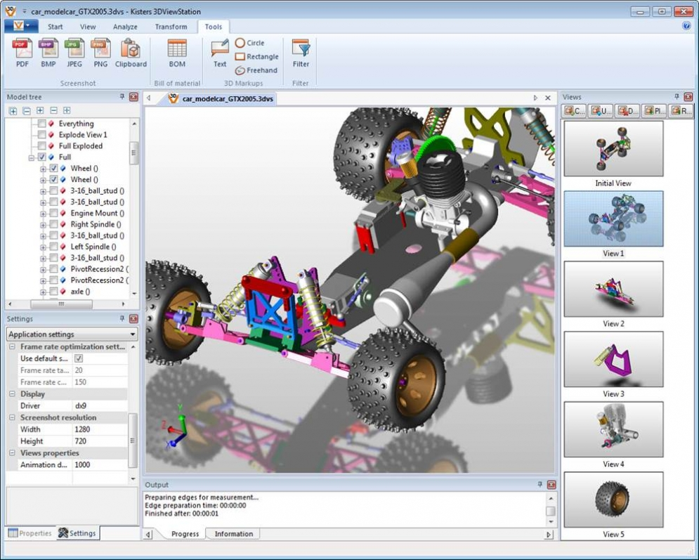 What does cad viewing have to do with environmental data for Electric motor design software