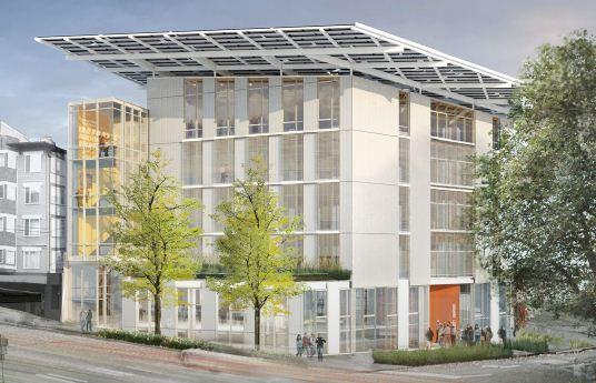 Bullitt center seattle 39 s net zero energy building for Net zero energy house plans