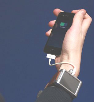 Wear This Phone Charger On Your Wrist Gt Engineering Com