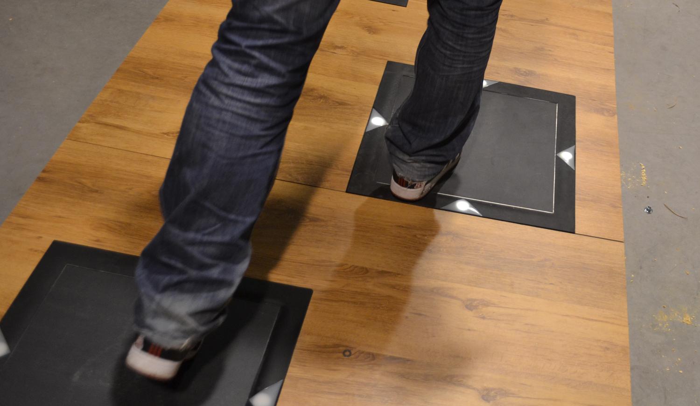 Power Walking With Energy Floors gt ENGINEERINGcom