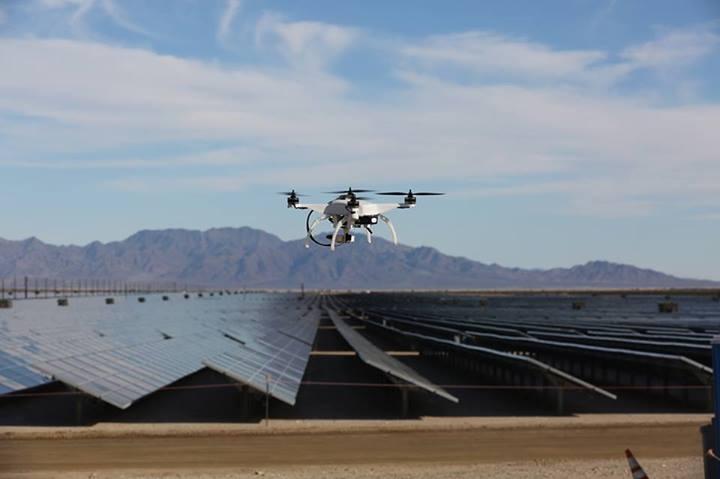 Uavs To Inspect Solar Farms Gt Engineering Com