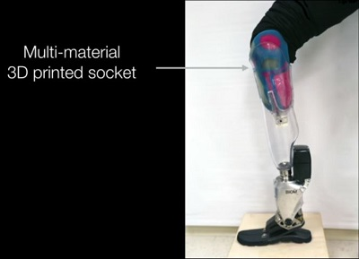 MIT builds a more Comfortable Prosthetic Limb > ENGINEERING com