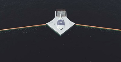 how the oceans clean themselves Did you know there are islands of garbage floating in our oceans  how we  showed the oceans could clean themselves - boyan slat on.