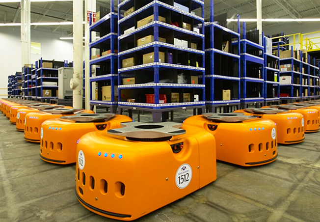 Amazon S Robotic Order Fulfillment Gt Engineering Com