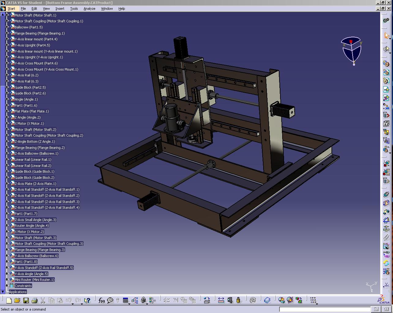 pin cnc 3 axis stepper motor driver board controller. Black Bedroom Furniture Sets. Home Design Ideas