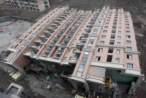 Ever see a 12 story building just fall over? > ENGINEERING com