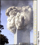 The World Trade Center  - Collapse