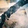 Dumping Oil Sand