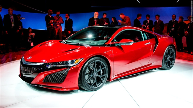 Technical Details Released On Acura Nsx Super Car Engineering Com