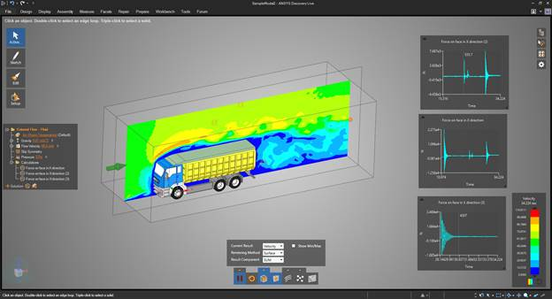 Ansys Discovery Live Makes Simulation Fast And Fun