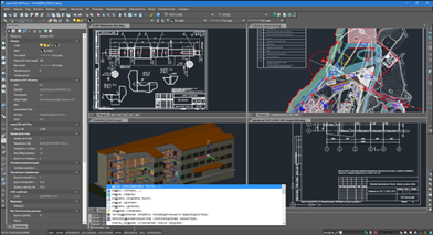 Why move from autocad to nanocad for Blocchi autocad arredi gratis