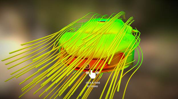 Fresh Air: Flow Simulation Couldn't Get Much Easier > ENGINEERING com