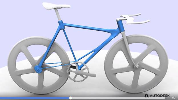 The Generative Design Challenge: Build a Better Bicycle Frame