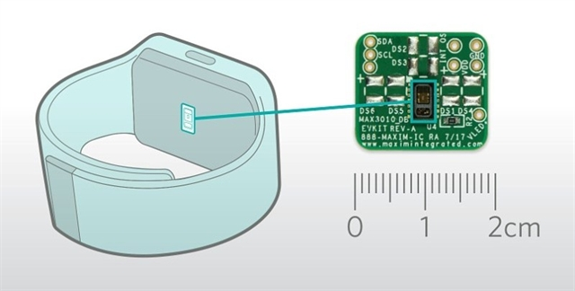 Tiny Sensor Brings Oximetry To Wearables Gt Engineering Com
