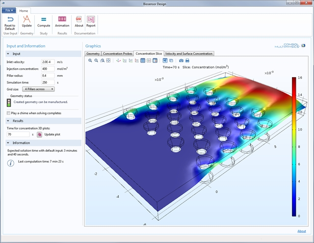 Comsol 5 1 Integrates App Builder Into Model Builder
