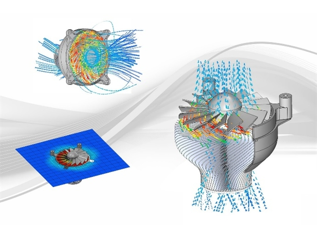 FloTHERM Electronics Thermal Simulation Software Adds Design