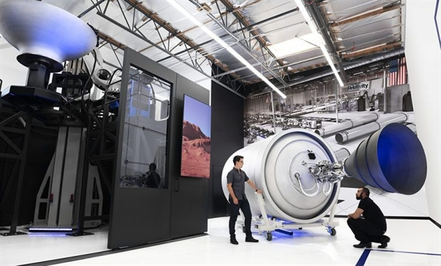 Relativity Space and 6K Set Up Recyclable 3D Printing System to Build New Rockets