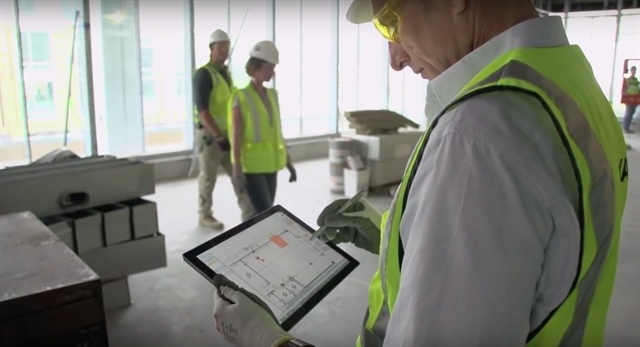 Redpoint Positioning Adds Indoor GPS to Autodesk's Forge Platform