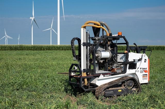 New Soil Sampling Autonomous Robot Aims to Boost Farm Production