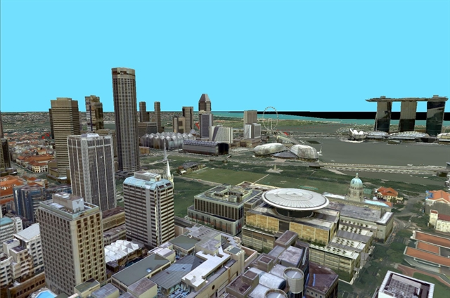 Modeling an Entire Country in 3D > ENGINEERING com
