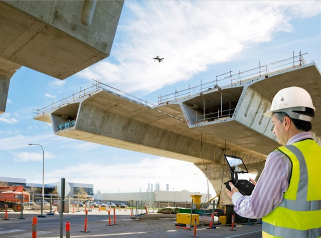 Forging the Way for Drones in Construction > ENGINEERING com