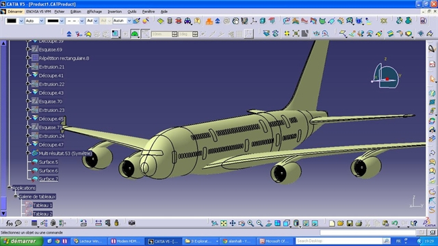 Boeing, Airbus and the Hardship of Dealing with PLM